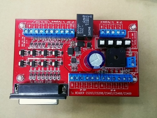 CSLGPIO1 Adaptor Board