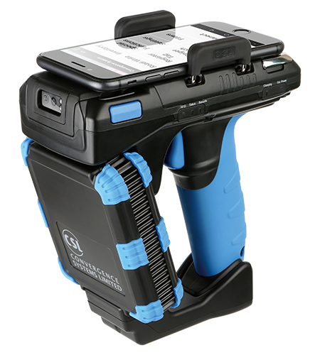 Sled Handheld Reader